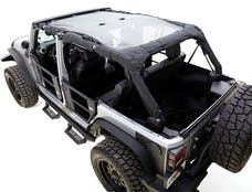 Rampage Products 90525 California Brief Top Black