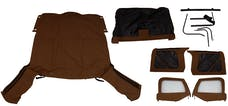 Rampage Products 68517 Complete Soft Top Kit Spice Denim