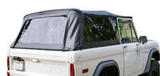 Rampage Products 98501 Complete Soft Top Kit Black Diamond