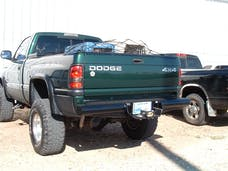 Ranch Hand BBD948BLS Legend Back Bumper