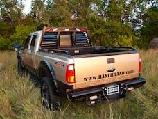 Ranch Hand BBF080BLSL Legend Back Bumper