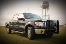 Ranch Hand GGF09HBL1 LEGEND GRILLE GUARD