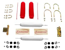 Rancho RS98501 Steering Stabilizer Kit, Dual Kit