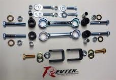 Revtek SBL04DS Axle forward sway bar end link Kit