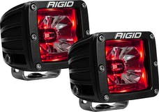 Rigid Industries 20202 RADIANCE POD RED BACKLIGHT/2