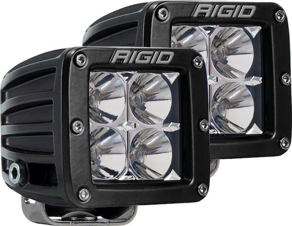 RIGID Industries 202113 D-Series PRO Flood LED Light, Surface Mount