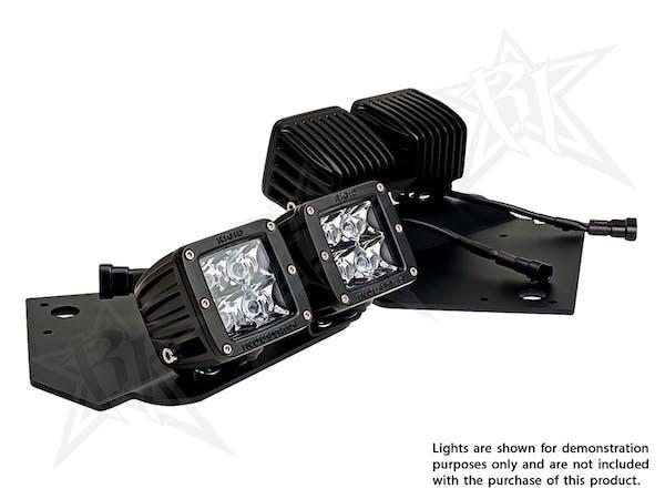 RIGID Industries 40235 09-14 RAPTOR 4 D-SRS FOG MT