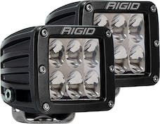 RIGID Industries 502313 D-Series PRO Driving LED Light, Surface Mount