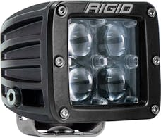 RIGID Industries 503713 D-Series PRO Hyperspot LED Light, Surface Mount