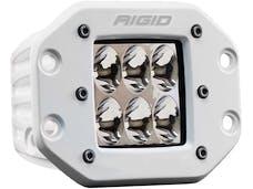 RIGID Industries 711313 D-Series PRO Driving Light, Flush Mount