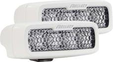 RIGID Industries 945513 SR-Q PRO Diffused LED Light, Surface Mount