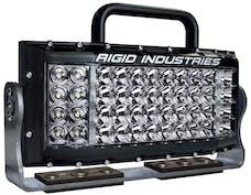Rigid Industries 73511 SITE SERIES AC FLOOD OPTIC BLACK HOUSING