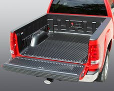 Rugged Liner C55OR07 Over Rail Bedliner