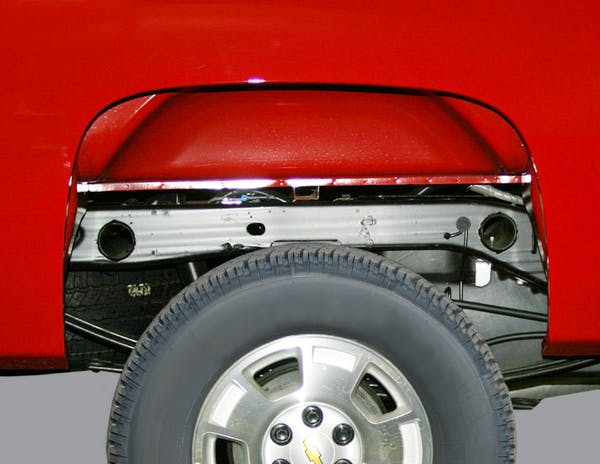 Rugged Liner WWC07 Wheel Well Liners