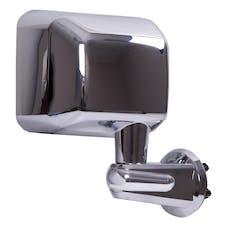 Rugged Ridge 11010.12 Door Mirror, Chrome, Right