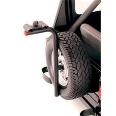 Rugged Ridge 11237.10 Spare Tire Bike Carrier