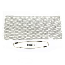 Rugged Ridge 11401.22 Grille Insert; Satin Stainless Steel; 07-17 Jeep Wrangler JK