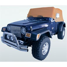 Rugged Ridge 13316.37 Cab Cover; Spice; 92-06 Jeep Wrangler YJ/TJ