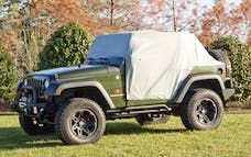 Rugged Ridge 13317.10 Weather Lite Cab Cover