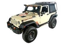 Rugged Ridge 13516.01 Exo-Top; 2-Door; 07-17 Jeep Wrangler JK