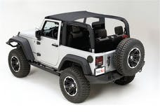 Rugged Ridge 13579.12 Mesh Summer Brief; 10-17 Jeep Wrangler JK