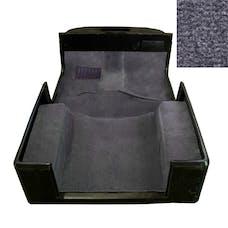 Rugged Ridge 13691.09 Deluxe Carpet Kit, Gray