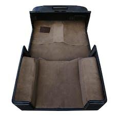 Rugged Ridge 13691.10 Deluxe Carpet Kit, Honey