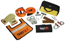 Rugged Ridge 15104.26 ATV/UTV Deluxe Recovery Gear Kit
