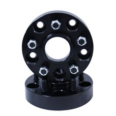 Rugged Ridge 15201.06 Wheel Adapters; 1.375 Inch; 5x5 to 5x4.5