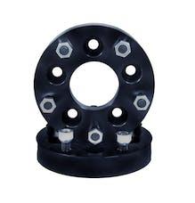 Rugged Ridge 15201.07 Wheel Adapters; 1.375 Inch; 5x5 to 5x5.5