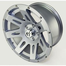 Rugged Ridge 15301.40 XHD Wheel, 17x9, Silver