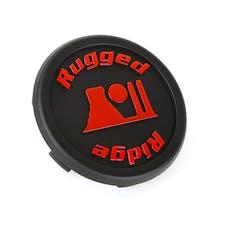 Rugged Ridge 15303.94 Center Cap; 17x9; Rugged Ridge Wheel