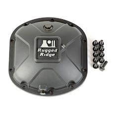 Rugged Ridge 16595.13 Boulder Aluminum Differential Cover