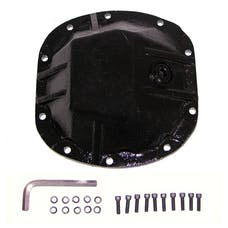 Rugged Ridge 16595.30 Heavy Duty Differential Cover; for Dana 30