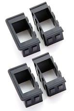 Rugged Ridge 17235.20 Rocker Switch Housing Kit