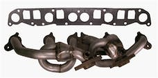 Rugged Ridge 17650.02 Header; Stainless Steel; 4.0L; 99-06 Jeep Models XJ/ZJ/TJ