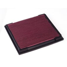Rugged Ridge 17752.01 Reusable Air Filter; 97-06 Jeep Wrangler TJ