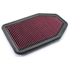 Rugged Ridge 17753.01 Conical Air Filter; 77mm x 270mm