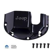 Rugged Ridge DMC-16597.30 Differential Skid Plate, Jeep logo