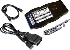 SCT 7215 X4 POWER FLASH PROGRAMMER; PRE-LOADED;