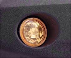 Smittybilt 612800-02 2.5in. Amber Fog Light Kit
