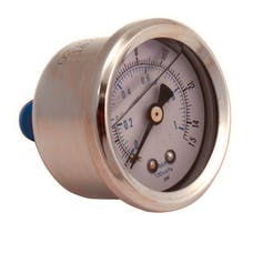 Spectre Performance 2515 Fuel Pressure Gauge