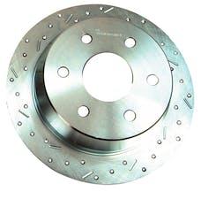 Stainless Steel Brakes 23176AA3L rtr drld sltd zp rr 2004-07 F150 lh
