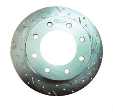 Stainless Steel Brakes 23538AA3R rtr drld sltd zp frnt 1999-00 F250/350 4WD rh