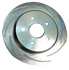 Stainless Steel Brakes 23829AA2R rtr sltd zp rr 2007-08 Wrangler rh