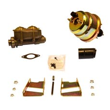 Stainless Steel Brakes A28136 7in. dual diaphragm booster/master cyl. for A129 kit