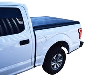 Steelcraft TN12403 Roll-Up Tonneau Cover Black