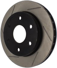 StopTech 126.66040SR Sport Slotted Rotor, Right