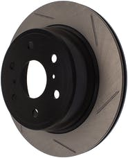 StopTech 126.66065SL Sport Slotted Rotor, Left