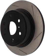 StopTech 126.66065SR Sport Slotted Rotor, Right